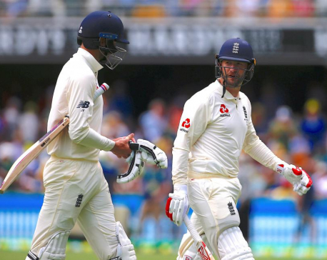 Starc removes Cook but England new boys hold firm
