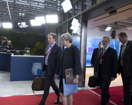 Brexit: May offers hope for EU citizens, wins guarded praise