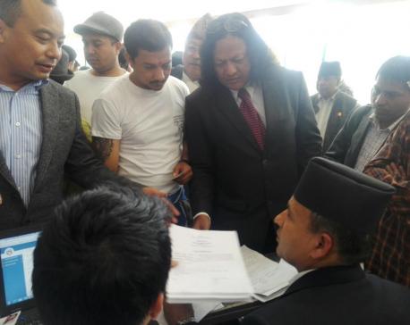 6 individuals file candidacies for Kathmandu mayoral post