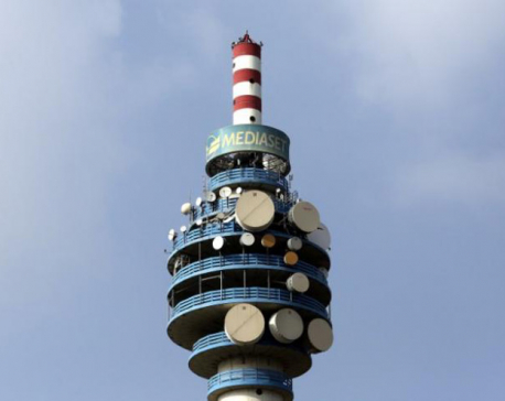 Italy's Mediaset says pay-TV unit shrinking but margins improving