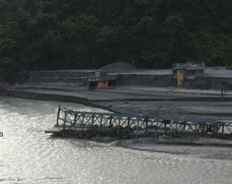 Multiple reasons triggered devastating floods and landslides in Melamchi: Report