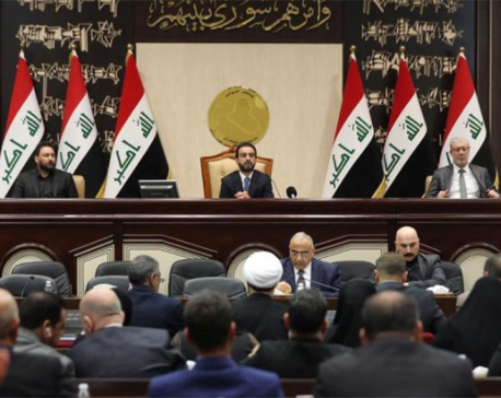 Iraq wants foreign troops out after air strike; Trump threatens sanctions