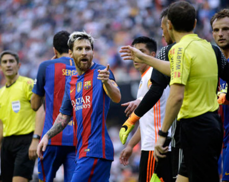 Messi off to great start, already outshining Madrid trio