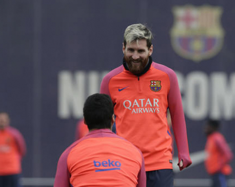 Messi looking to end his scoring drought in clasico