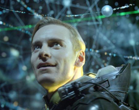 Michael Fassbender will play two robots in Alien: Covenant