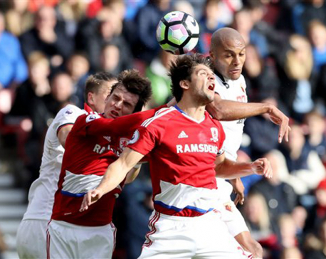 Watford's only goal of the game enough to seal a win at the Riverside Stadium