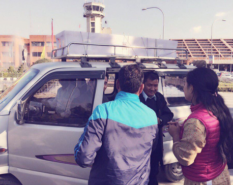 Migrant worker Tamang's body brought to Kathmandu following PM's direction