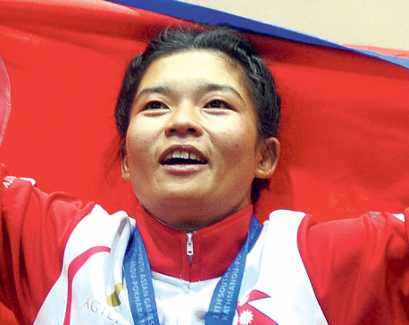 Minu Gurung crashes out of Tokyo 2020 Asia & Oceania Boxing Qualification