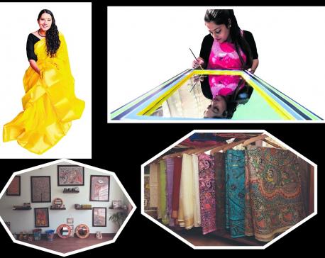 Promoting Mithila Art