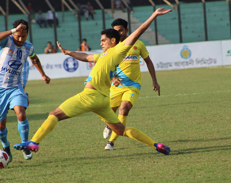 MMC into semifinal in Bangladesh