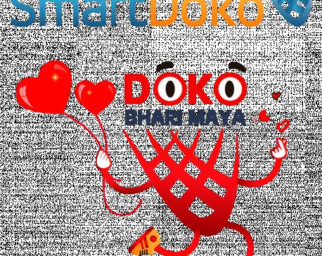 SmartDoko introduces Doko Bhari Maya coinciding with Valentines' Day