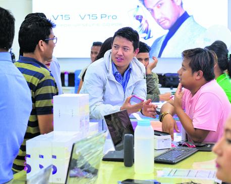 Discounts galore on smartphones this Dashain