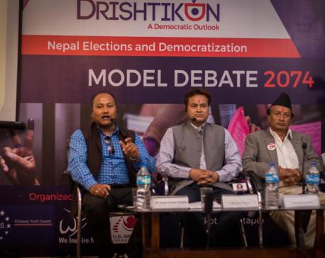 Local level candidates make lofty promises