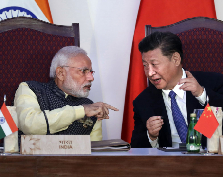 India and China face off in border standoff