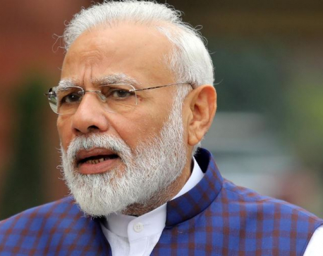 India's Modi summons ministers to discuss security situation following protests