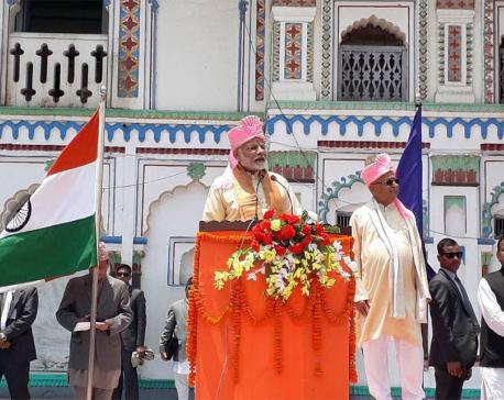 PM Modi pledges IRs 100 crore for building Ramayan Circuit