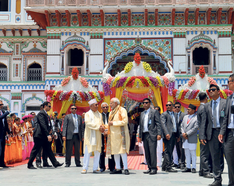 Modi's visit could boost religious tourism, entrepreneurs say
