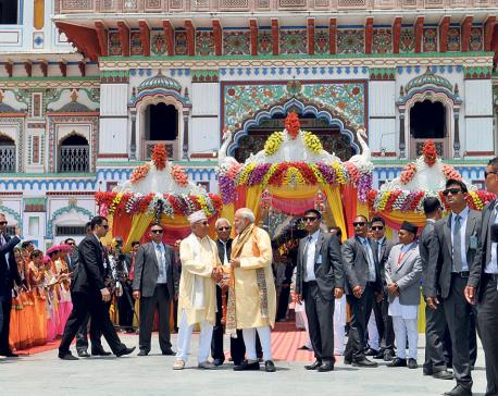 Modi's visit could boost religious tourism, entrepreneurs say