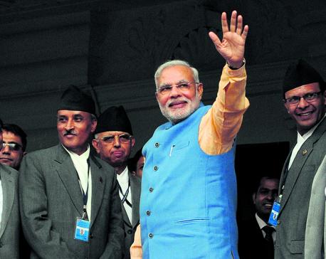 Indian PM Narendra Modi plans trip to Nepal