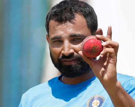 Attempt to murder, domestic violence case filed against Indian cricketer Mohammed Shami