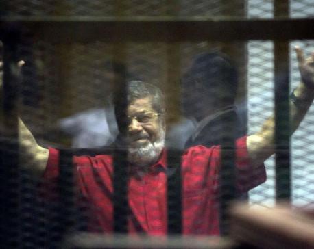 Egyptian court sentences 2 Al-Jazeera employees to death