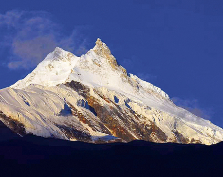 32 tourists rescued from Manaslu