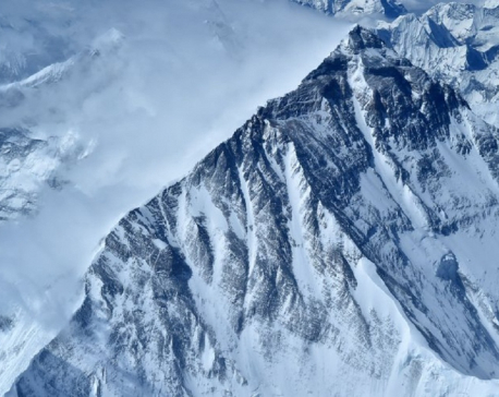 China completed its first Mount Everest airborne gravity survey: report