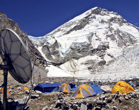 Mountaineering activities resume from today
