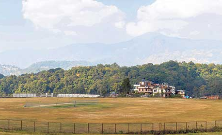 As Mulpani Cricket Ground draws limelight, locals want their stake