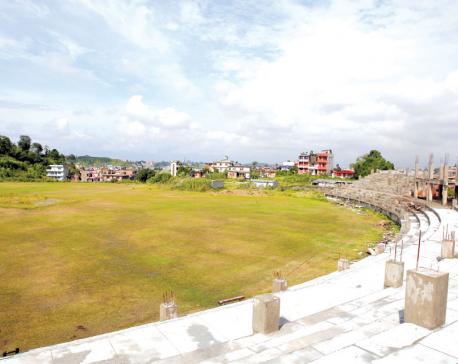 Mulpani Int'l Cricket Stadium dream getting elusive
