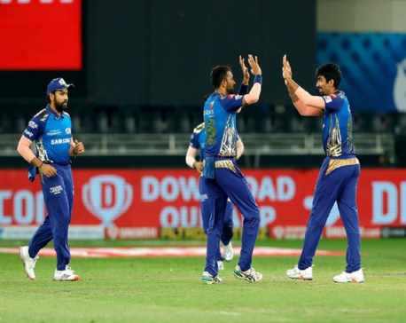 Mighty Mumbai dominate Delhi to claim fifth IPL title