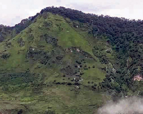 Locals concerned over 'imminent damage' to Mahabharat mountain range