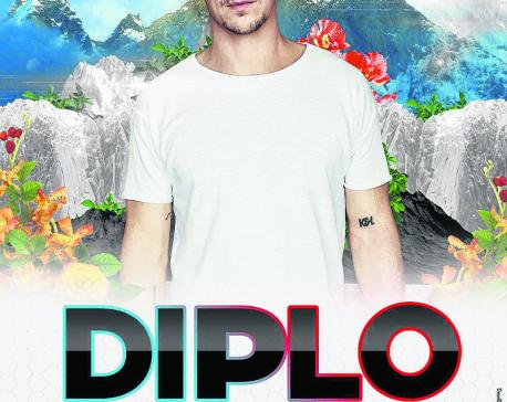 Dancemandu presents Diplo