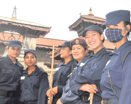 Temp cops eager to serve country as permanent employees
