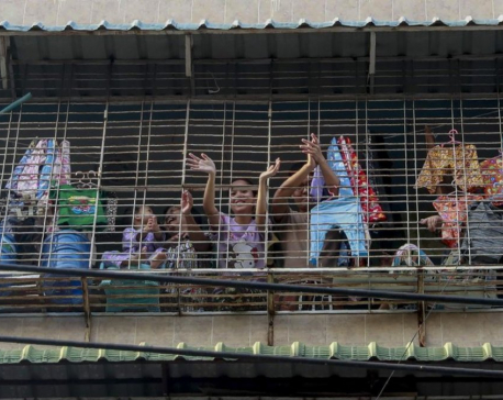 Resistance to coup grows despite Myanmar's block of Facebook