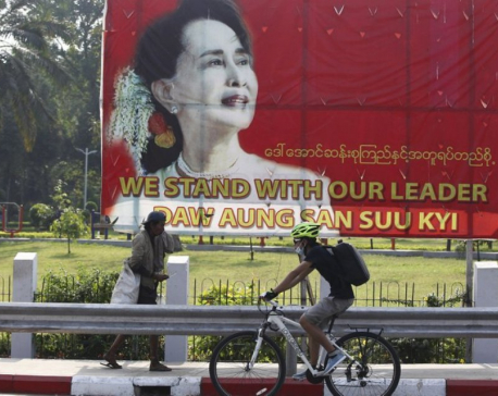 Myanmar military denies coup threats over vote fraud claims