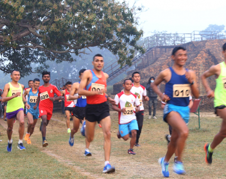 Nepal Army bags 4th Lumbini Peace Marathon title