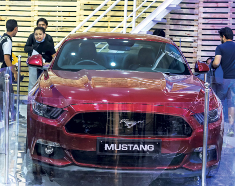 12th NADA Auto Show kicks off at Bhrikutimandap
