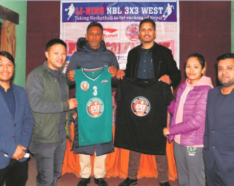 Li-Ning announced as title sponsor of NBL 3X3 West