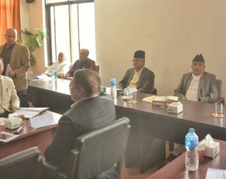 NC meets to review three months old humiliating poll defeat