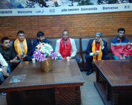 NC leaders fly to India to assess ailing Khadka