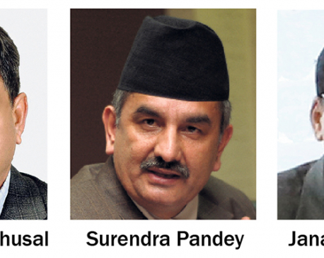 Ruling NCP leaders stress capitalizing on China's rising influence in world order