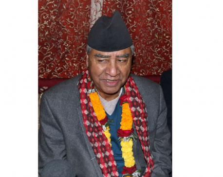 Nepal should accept MCC: NC President Deuba