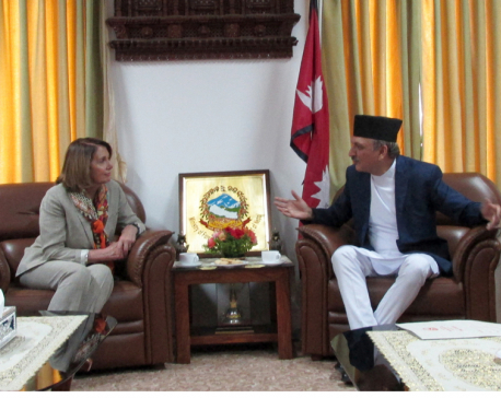 'US can take a page on inclusiveness from Nepal's constitution'