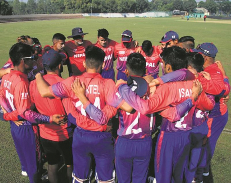 Bam gets maiden call-up; Khakurel, Dhamala return for Tri-series