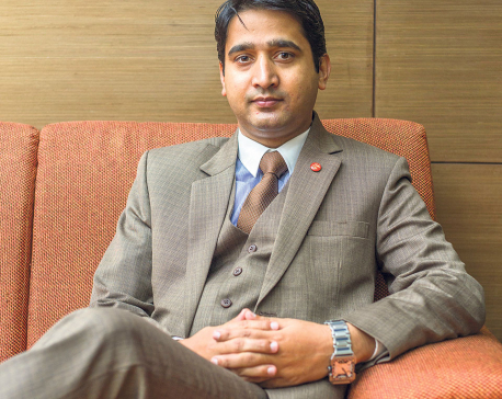 NIC ASIA appoints Roshan Kumar Neupane as acting CEO
