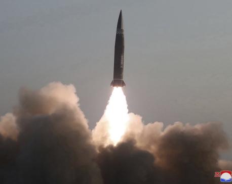 N Korea confirms missile tests as Biden warns of response