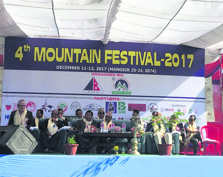 NMA celebrates International Mountain Day