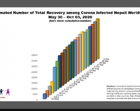 NRNs' recovery rate from COVID-19 is 92 percent