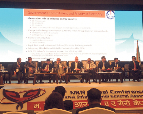 Nepal is a green field for investment: Finance minister